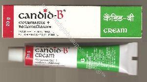 Clotramazole + Beclomethasone (Candid B)