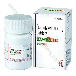 Daclatasvir 80MG (Daklinza)
