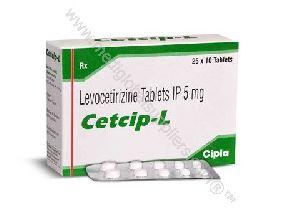 Levocetrizine 5MG (Xyzall)