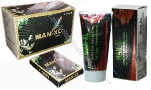 Man XL Herbal Capsules & Cream (Herbal Viagra)