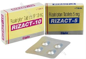 Rizatriptan 5NG,10MG (Maxalt)
