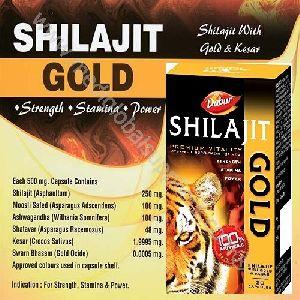 Shilajit Gold Cap (Dabur)