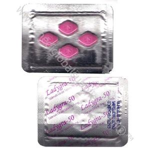 Sildenafil Ladygra 50MG (Female Viagra)