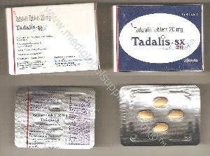 Tadalis SX 20MG New (Ajanta)