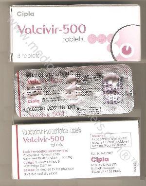 Valacyclovir 500MG, 1000MG (Valtrex)