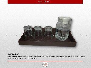 Minibar Tray