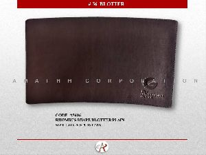 Leather Blotter