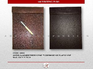 A4 Leatherette  Writing Pad