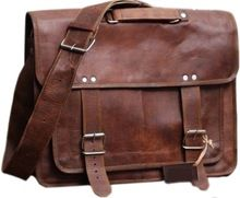 Leather Briefcase Leather Messenger bag