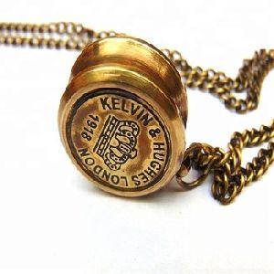 Kelvin and Hughes Antique pendant compass