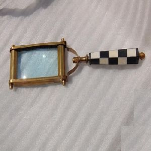 Nautical Chess Handle Magnifying glass