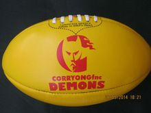 LEATHER AFL BALL