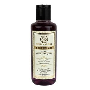 HERBAL LAVENDER & YLANG YLANG BODY WASH