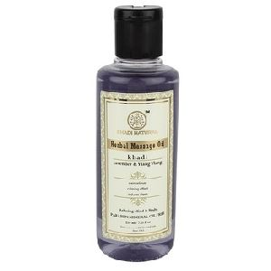 HERBAL LAVENDER & YLANG YLANG MASSAGE OIL