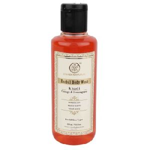HERBAL ORANGE & LEMONGRASS BODY WASH