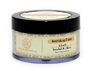 HERBAL SANDAL & OLIVE FACE NOURISHING CREAM
