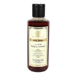 HERBAL WOODY SANDAL & HONEY HAIR CLEANSER