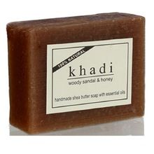HERBAL WOODY SANDAL & HONEY SOAP