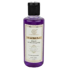 LAVENDER & YLANG YLANG BODY WASH