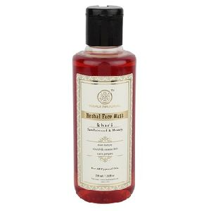 SANDALWOOD & HONEY FACE WASH