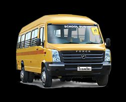 Force Traveller 26 School Bus
