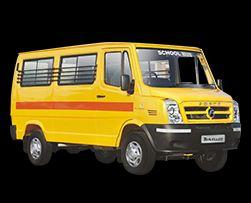 Force Traveller 3050 School Bus