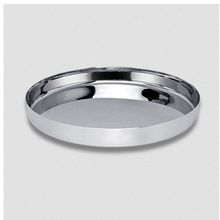Stainless Steel Round Tray Serving Tray