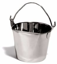 Pet Pail Bucket with Round handle