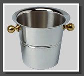 Stainless Steel Beer Pail Bucket
