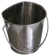 Stainless Steel Bucket Without Hook