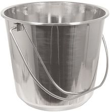 Stainless Steel Pail bucket for Heavy quality