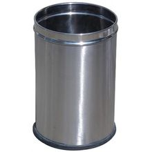 Stainless Steel Single wall bakset bin