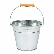Tin or Metal Pail Bucket