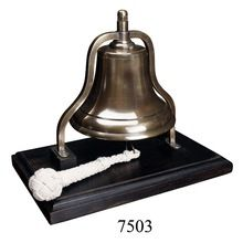 Decorative Office Brass Table Bell