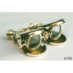 Nautical Brass Opera Binoculars