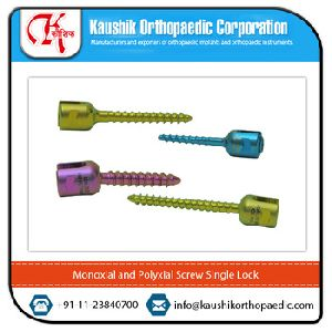 Polyxial Screw