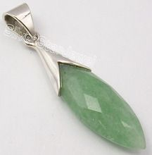 AVENTURINE TRADITIONAL HANDCRAFTED Pendant Necklace