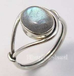 blue fire genuine ring