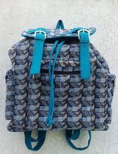 Backpack With Urgestable Handle