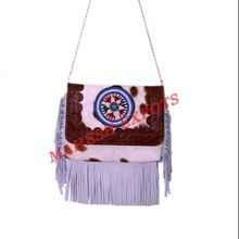 BANJARA SLING BAGS WITH REAL LEATHER
