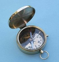 Decorative Pocket Compass,