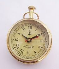 Nautical Analog Clock,