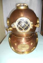 Nautical Diver Helmet,