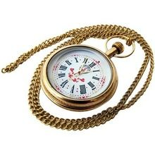 Pendant Watch with chain,