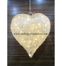 Heart Hanging ornaments