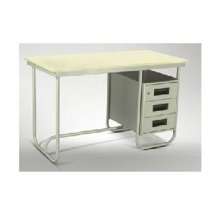 steel office table 3 drawers