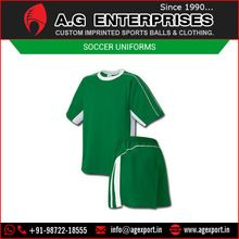 A Grade Sublimation Soccer Jersey