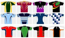 Fitted Sublimated Rugby Shirt