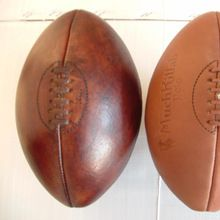 Leather Memorabilia Rugby Balls