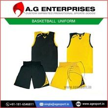 Men Custom Basketball Uniform